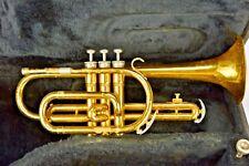 Vintage King 602 Cornet W/Mouthpiece & Case- Beautiful Condition!!