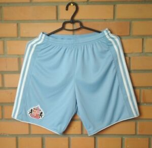 Sunderland Shorts Size SMALL Football Soccer Adidas
