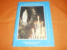Mons. Angelo comastri la gioia dell'ultimo posto opuscolo '90