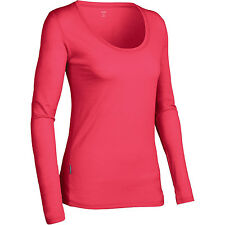 NEW  Icebreaker SF150 Tech Shirt - Scoop Neck - Women's - Large - Merino Wool
