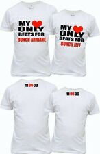 "B&B COUPLE SHIRTS "" MY HEART ONLY... """
