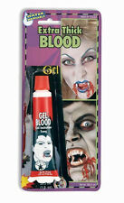 Extra Thick Blood Gel Fake Vampire Red Wound Makeup Halloween Costume Accessory