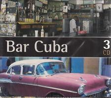 Havana l'enquête-bar Cuba (titres voir description, 3-cd-box, NOUVEAU!)