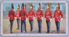 1910 Army Life John Player Cigarette Tobacco Card Presentation Service Medals