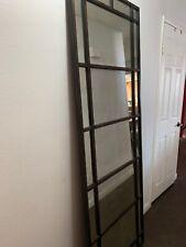 Uttermost Avidan Antique Full Length Mirror - 29W x 80H in., Heavily Antiqued