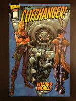 Cliffhanger #0 1997 Wizard Sketchbook Comic Book Variant Danger Girl