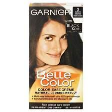 GARNIER BELLE COLOR 3 NATURAL INTENSE DARK BROWN HAIR COLOUR