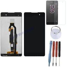 ECRAN LCD + VITRE TACTILE BLOC ASSEMBLE POUR SONY XPERIA E5 NOIR F3311 F3313