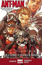 Ant-Man Vol. 1: Second-Chance Man-ExLibrary