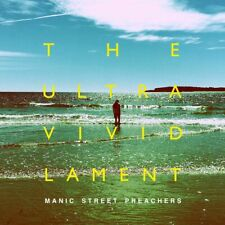 More details for manic street preachers ultra vivid lament cd album-brand new+sealed+free uk post