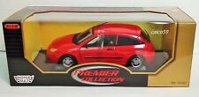 MotorMax FORD FOCUS 1998 Diecast Woolworths Exclusive 1/18 Scale - BNIB - V.RARE