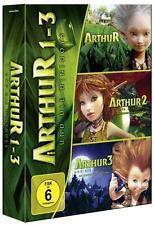 Arthur und die Minimoys 1-3 (3 DVDs) (2011)