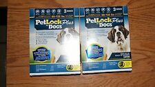 Petlock Plus For Dogs 89-132Lbs and 8  Weeks Old 6 pack