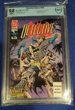 Batman Detective Comics #639 CBCS 9.8 wp (1991) Sonic the Hedgehog cgc
