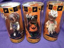 Mattel Two Lil Friend Of Kelly—Kayla & Deidre And One Sister Of Barbie-Doll