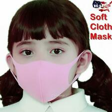 Boys Girls Kids Child Unisex Face Mask Reusable Washable Cover Masks Cloth Kid