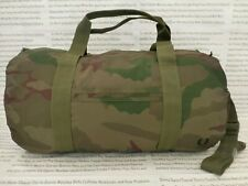 FRED PERRY Camo Barrel Bag Mens Arktis Twin Tipped Camouflage Gym Bags BNWT R£75
