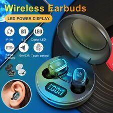 New listing 2021 Tws Bluetooth 5.0 Headset Wireless Earphones Mini Earbuds Stereo Headphones