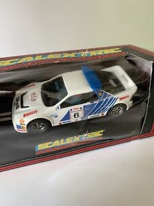 Scalextric C432 Ford RS 200 Shell #6 Boxed Fully Working GC