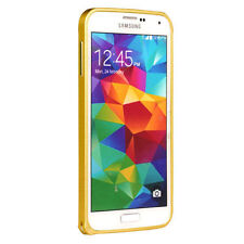 Gold Fitted Cases/Skins for Samsung Galaxy S5