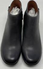 Dansko Waterproof Leather Ankle Boots - Perry - EU 39 (8.5-9) - Gray
