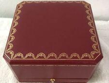 Genuine Cartier Presentation Love Bracelet Inner Red Box VERY QUICK SHIPPING