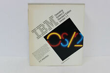 "IBM OPERATING SYSTEM/2 STANDARD EDITION VERSION 1.1 OS/2 3.5"" DISKETTES 6280194"