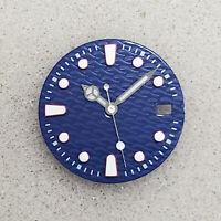 29MM Zifferblatt Kein Leuchtendes Wellblech für NH35 7S25 Uhrwerke Watch Dial