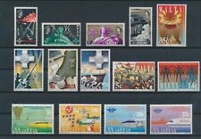 LM82333 Malta airplanes army soldiers fine lot MNH