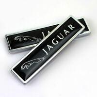 Auto Seiten Aufkleber Kotflügel Emblem Abzeichen Logo Zubehör für Jaguar XE XF