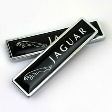 2x Car Side Sticker Side Fender Emblem Badge Logo Accessories For Jaguar XE XF