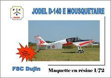 1/72 - FSC DUJIN - JODEL D-140E MOUSQUETAIRE
