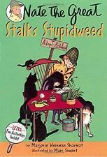 Nate the Great Stalks Stupidweed: By Sharmat, Marjorie Weinman