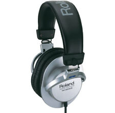 Roland RH-200S Monitor Headphones Silver