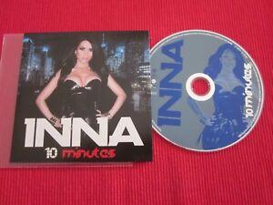 CD SINGLE INNA 10 MINUTES 2010