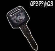 1 x Blank Key for CBR250RR MC22 = FREE POSTAGE = #KEY011#