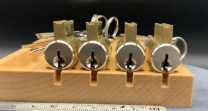 Yale KiK/KiL Replacement Cylinder 5 Pin Lock with Two Keys Locksport, Spools!
