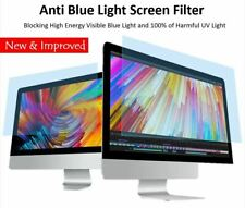 "22"" Anti-Blue Light Filter - will fit most 21""~22"" monitors & iMacs NEW"