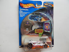 Planet Hot Wheels .Com CD-Rom #5/6 Particle Energy Car Vulture