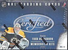 2011-12 Certified  Factory Sealed Hockey Hobby Box  Ryan Nugent-Hopkins AUTO RC?