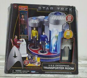 Star Trek USS Enterprise Transporter Room Playset - Playmates Toys