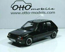 Peugeot 205 GTI Gutmann Baujahr 1988 schwarz 1:18 OT796 OttO-mobile