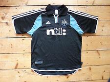 XL + NEWCASTLE UNITED football Shirt NTL Away shirt 2000 Adidas soccer jersey