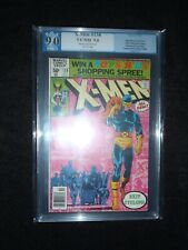 X-Men 138  (9.0)  Exit Cyclops! by Byrne and Claremont  PGX not CGC