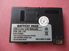 Siemens Battery-c55-m55 - s55-mc60 - a70-a75-a52-a57-a55-c60-a65 - compatible