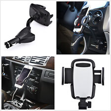 Car Pickup SUV 2 USB Charger Cell Phone Mount Holder & Cigarette Lighter Charger