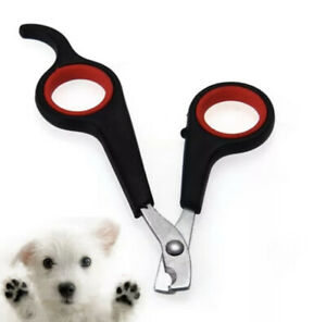 Pet Dog Nail Clippers Cat Rabbit Bird Guinea Pig Easy Use Claw Trimmers Scissors