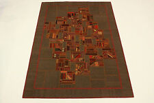 nomades Infirmière collection neuf Patchwork PERSAN TAPIS d'Orient 2,95 x 2,06