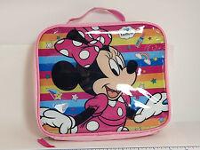 Minnie Mouse Rainbow Lunch Bag Disney