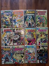 MARVEL COMICS LOT: AVENGERS ANNUALS  #8, 11-13, 15-22 (1978-1993)